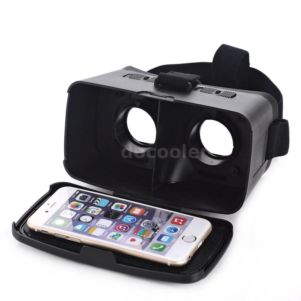virtual reality iphone cardboard 3d vr glasses reality 13248